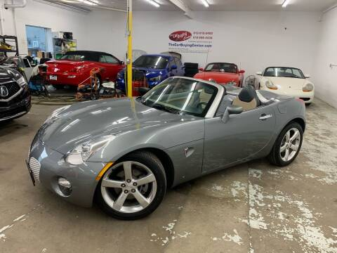2006 Pontiac Solstice for sale at The Car Buying Center in St Louis Park MN