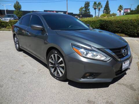 2017 Nissan Altima for sale at ARAX AUTO SALES in Tujunga CA