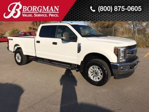 2019 Ford F-350 Super Duty for sale at BORGMAN OF HOLLAND LLC in Holland MI