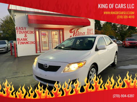 2010 Toyota Corolla for sale at King of Cars LLC in Bowling Green KY
