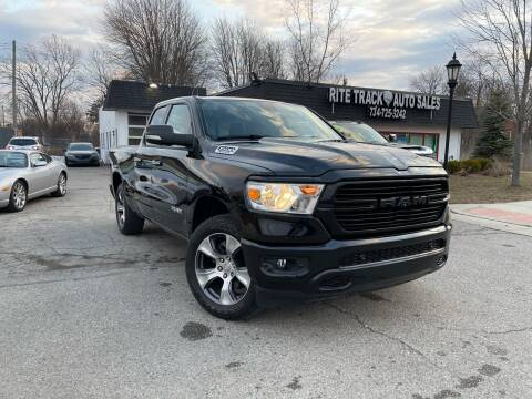 2020 RAM Ram Pickup 1500 for sale at Rite Track Auto Sales in Canton MI