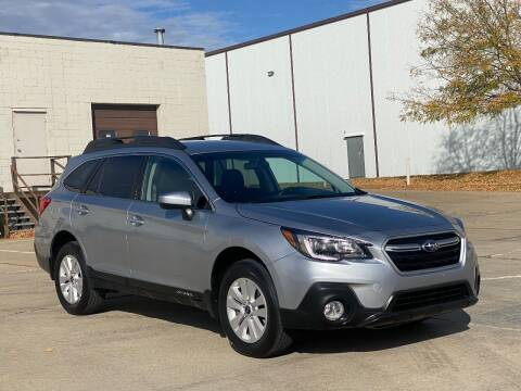 2018 Subaru Outback for sale at MILANA MOTORS in Omaha NE