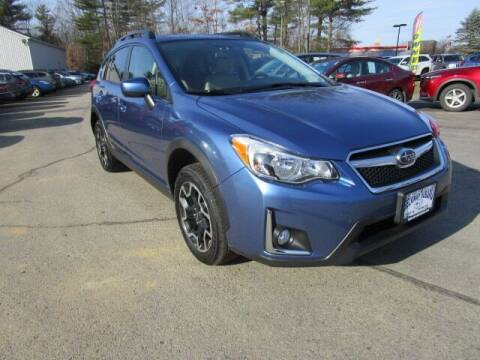 2017 Subaru Crosstrek for sale at BELKNAP SUBARU in Tilton NH