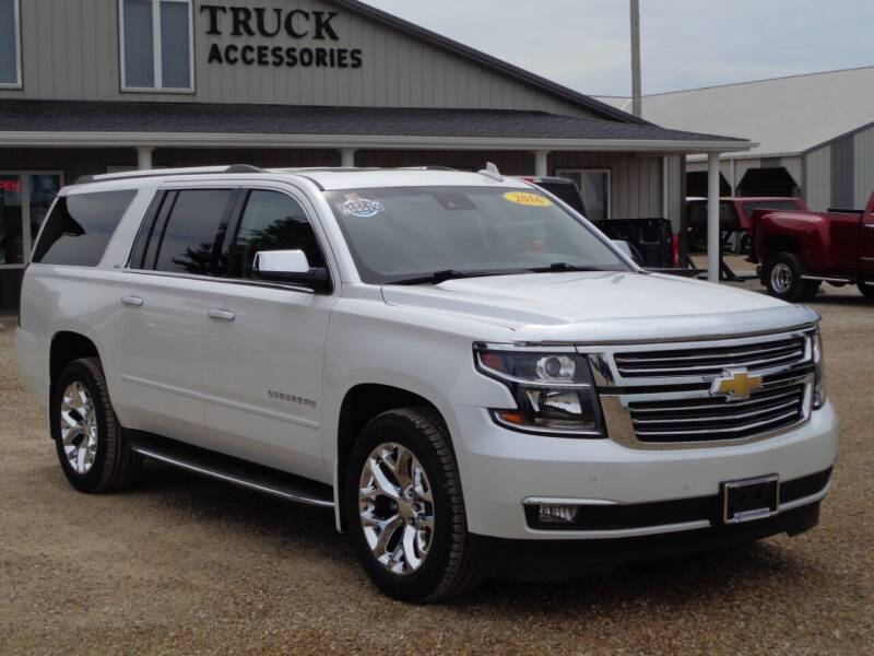 2016 Chevrolet Suburban for sale at Burkholder Truck Sales LLC (Edina) in Edina MO