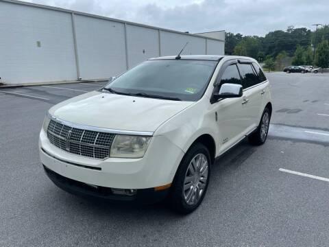 2008 Lincoln MKX for sale at Allrich Auto in Atlanta GA