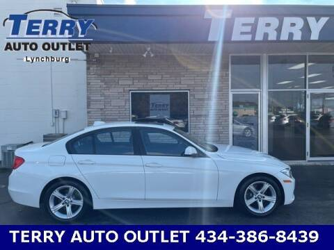 2014 BMW 3 Series for sale at Terry Auto Outlet in Lynchburg VA