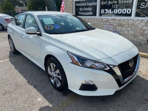 2020 Nissan Altima for sale at GOL Auto Group in Austin TX