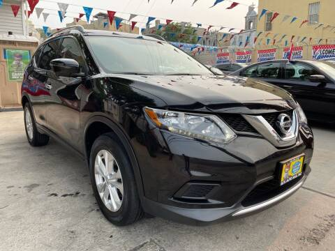 2016 Nissan Rogue for sale at Elite Automall Inc in Ridgewood NY