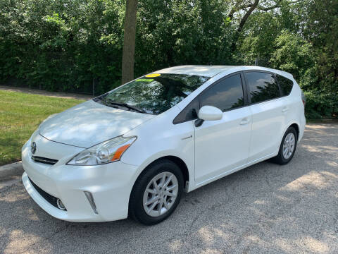 2014 Toyota Prius v for sale at Buy A Car in Chicago IL