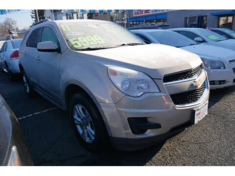 2011 Chevrolet Equinox for sale at M & R Auto Sales INC. in North Plainfield NJ