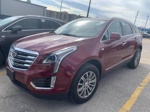 2017 Cadillac XT5 for sale at JOHN HOLT AUTO GROUP, INC. in Chickasha OK