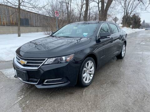 2019 Chevrolet Impala for sale at Posen Motors in Posen IL