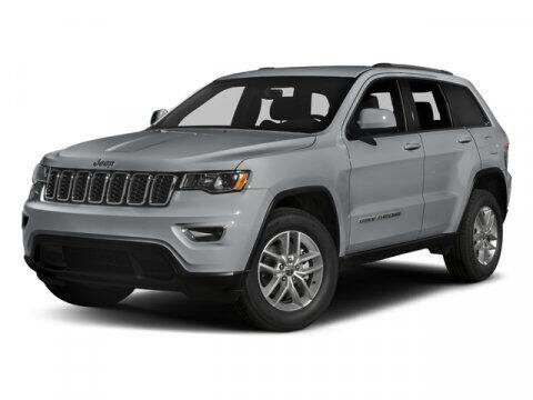 2017 Jeep Grand Cherokee for sale at Loganville Ford in Loganville GA
