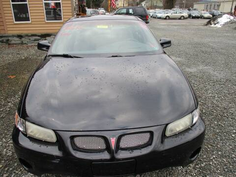 2002 Pontiac Grand Prix for sale at FERNWOOD AUTO SALES in Nicholson PA