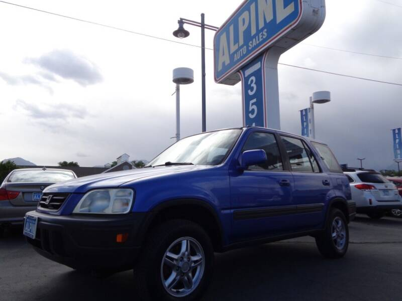 2000 Honda CR-V for sale at Alpine Auto Sales in Salt Lake City UT