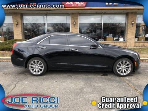 2017 Cadillac ATS for sale at Mr Intellectual Cars in Shelby Township MI