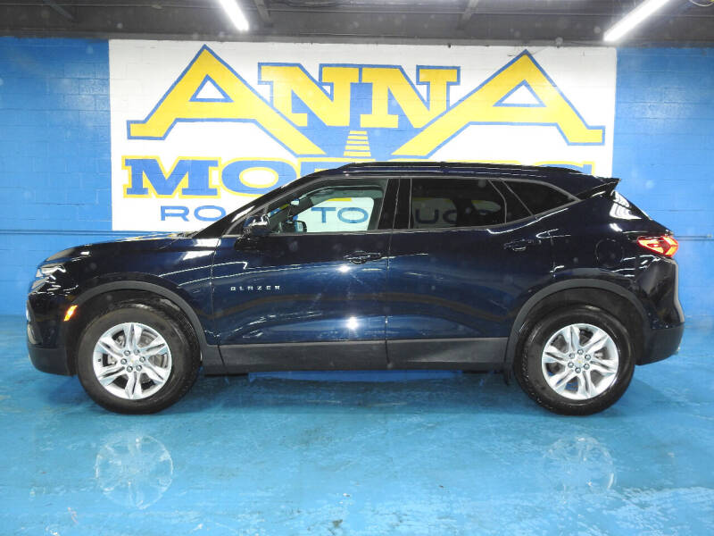2020 Chevrolet Blazer for sale at ANNA MOTORS, INC. in Detroit MI