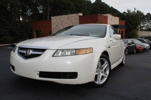 2005 Acura TL for sale at Atlanta Unique Auto Sales in Norcross GA