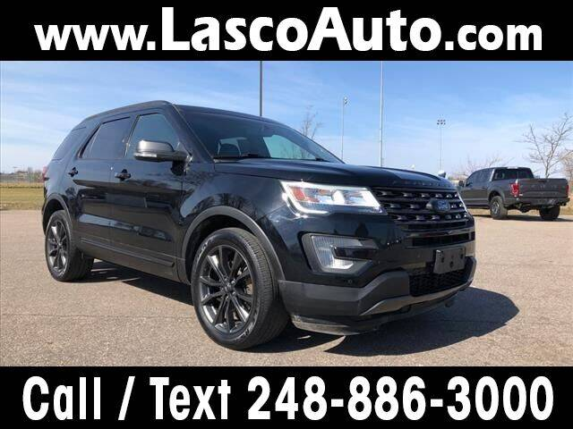 2017 Ford Explorer for sale at Lasco of Waterford in Waterford MI