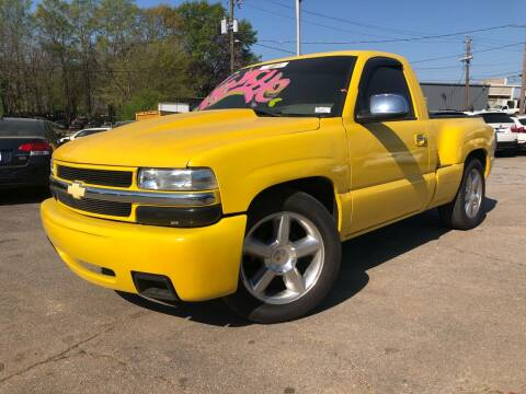 2001 Chevrolet Silverado 1500 for sale at el camino auto sales in Gainesville GA