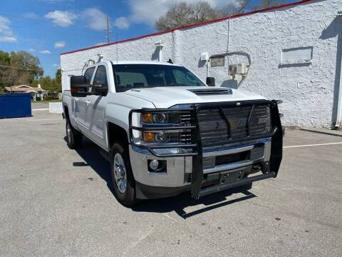 2017 Chevrolet Silverado 2500HD for sale at LUXURY AUTO MALL in Tampa FL