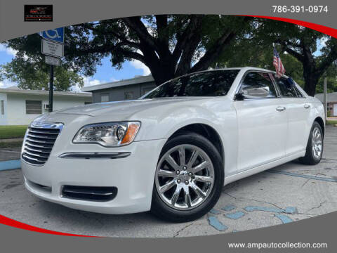 2014 Chrysler 300 for sale at Amp Auto Collection in Fort Lauderdale FL