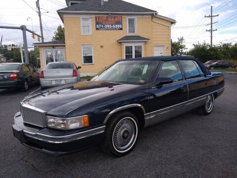 1994 Cadillac DeVille for sale at Top Gear Motors in Winchester VA