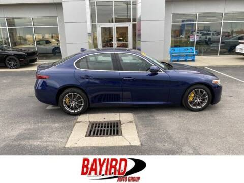 2018 Alfa Romeo Giulia for sale at Bayird Truck Center in Paragould AR