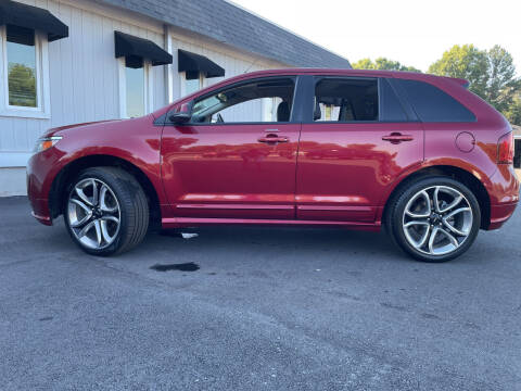 2014 Ford Edge for sale at Beckham's Used Cars in Milledgeville GA