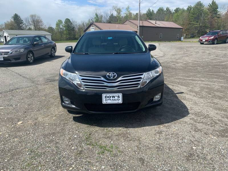 2011 Toyota Venza for sale at DOW'S AUTO SALES in Palmyra ME