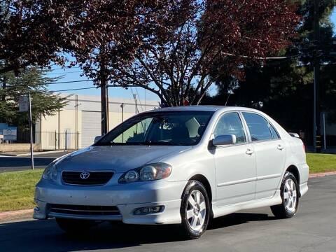 2006 Toyota Corolla for sale at AutoAffari LLC in Sacramento CA