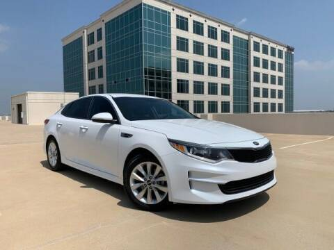 2016 Kia Optima for sale at SIGNATURE Sales & Consignment in Austin TX