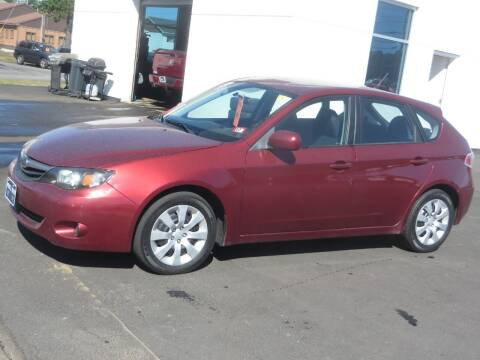 2011 Subaru Impreza for sale at Price Auto Sales 2 in Concord NH