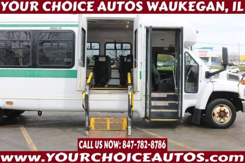 2009 Chevrolet C5500 for sale at Your Choice Autos - Waukegan in Waukegan IL