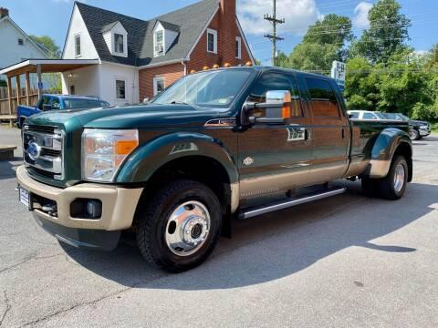 2012 Ford F-450 Super Duty for sale at SETTLE'S CARS & TRUCKS in Flint Hill VA