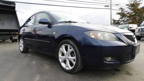 2009 Mazda MAZDA3 for sale at Action Automotive Service LLC in Hudson NY