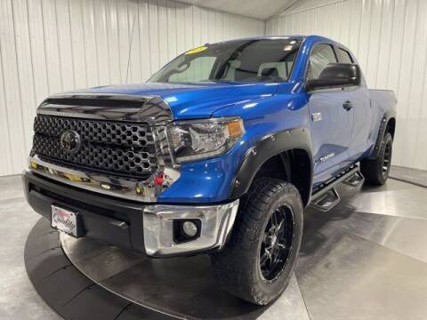 2018 Toyota Tundra for sale at HILAND TOYOTA in Moline IL