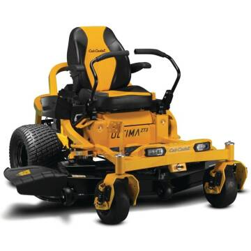 2020 Cub Cadet Ultima ZT3 60 for sale at Kohmann Motors & Mowers - MOWERS in Minerva OH