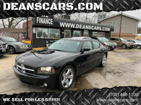 2010 Dodge Charger for sale at DEANSCARS.COM in Bridgeview IL