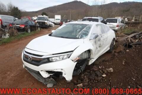 2016 Honda Civic for sale at East Coast Auto Source Inc. in Bedford VA