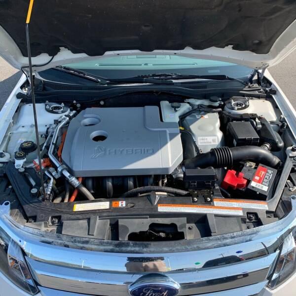 2010 Ford Fusion Hybrid 4dr Sedan - Roseburg OR
