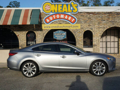 2014 Mazda MAZDA6 for sale at Oneal's Automart LLC in Slidell LA