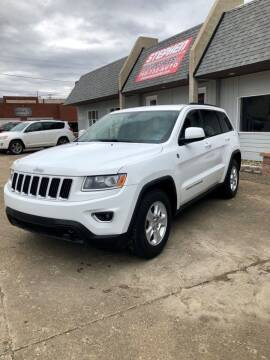 2014 Jeep Grand Cherokee for sale at Stephen Motor Sales LLC in Caldwell OH