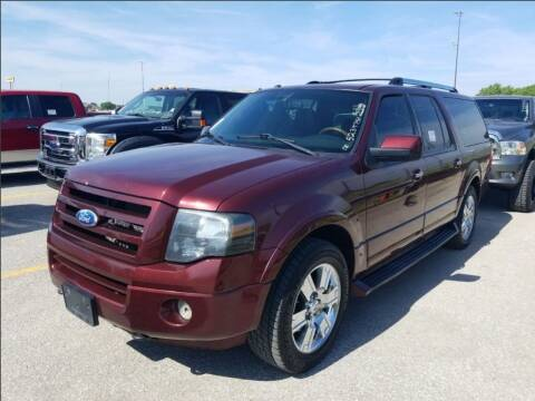 2009 Ford Expedition EL for sale at Straightforward Auto Sales in Omaha NE