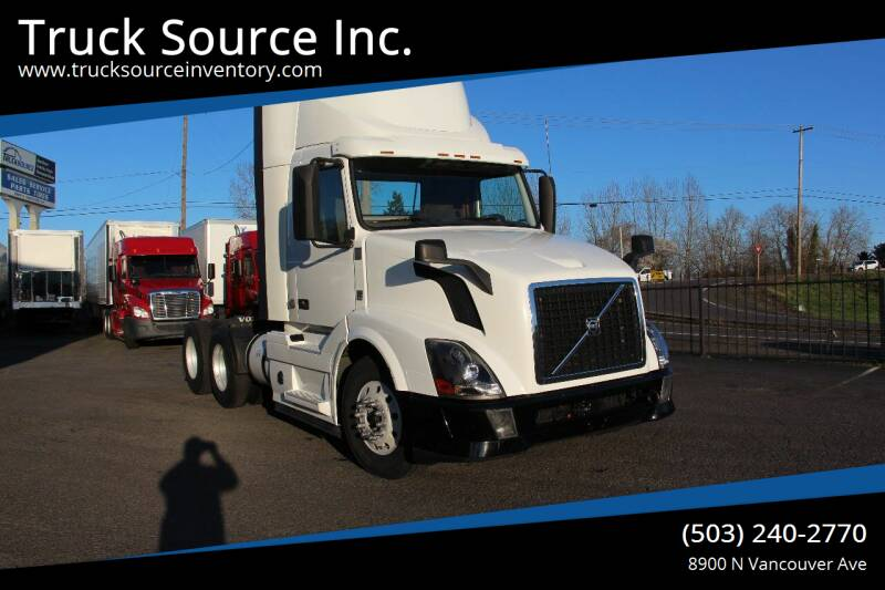 2013 Volvo VNL42T300 for sale at Truck Source Inc. in Portland OR
