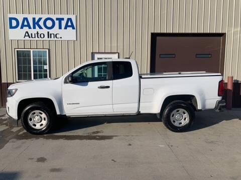 2016 Chevrolet Colorado for sale at Dakota Auto Inc. in Dakota City NE
