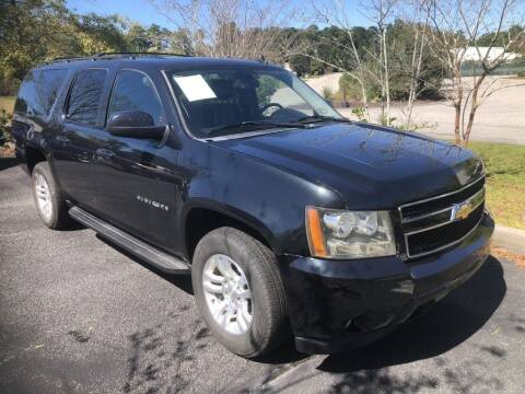 2010 Chevrolet Suburban for sale at Auto Cars in Murrells Inlet SC