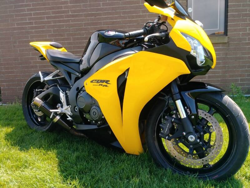 2008 Honda CBR1000RR for sale at Gold Class Motors Inc in Parma OH
