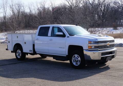 2018 Chevrolet Silverado 2500HD for sale at KA Commercial Trucks, LLC in Dassel MN