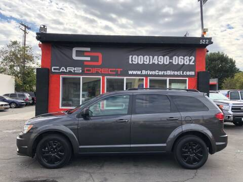 2016 Dodge Journey for sale at Cars Direct in Ontario CA